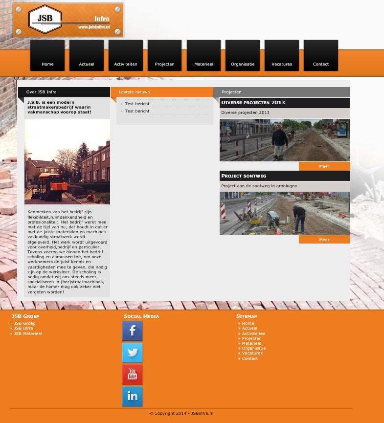 Nieuwe website en naam
